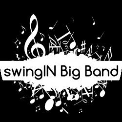 swingIN Big Band Logo